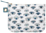 Birdland Large Zipper Pouch