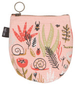 Small World Halfmoon Pouch
