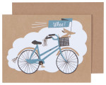 Bicicletta Greeting Card