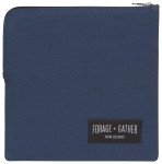 Blue Forage & Gather Snack Bag