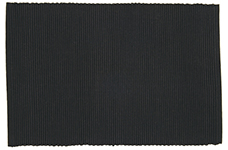 Black Spectrum Placemat