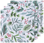 Bough & Berry Napkins <br> Set of 4