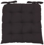 Black Renew Chair Pad