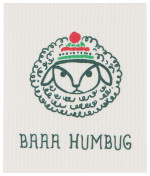 Baaa Humbug Swedish Dishcloth