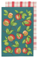 Apple Orchard Dishtowels <br> Set of 2