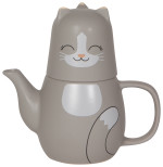 Pekoe Cat Tea For Me Set