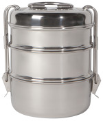 Tiffin Simply Steel