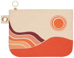 Solstice Large Zipper Pouch