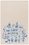 Shop Local Dishtowel
