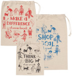 Shop Local Produce Bag Sets Set of 3