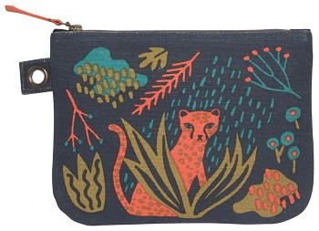 Empire Large Zipper Pouch