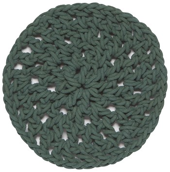 Jade Heirloom Knotted Trivet
