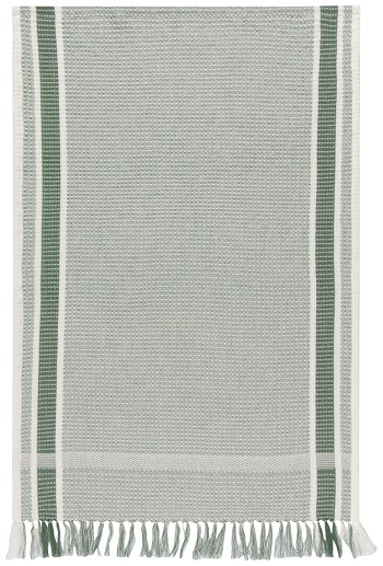 Jade Heirloom Soft Waffle Dishtowel
