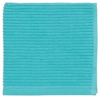 Bali Blue Ripple Dishcloths <br> Set of 2