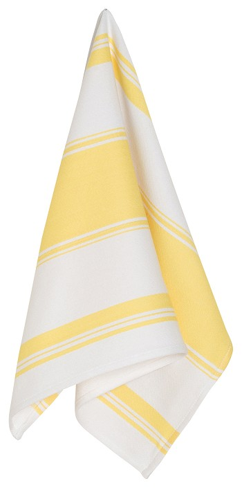 Lemon Symmetry Dishtowel