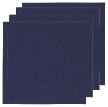 Indigo Renew Napkins <br> Set of 4