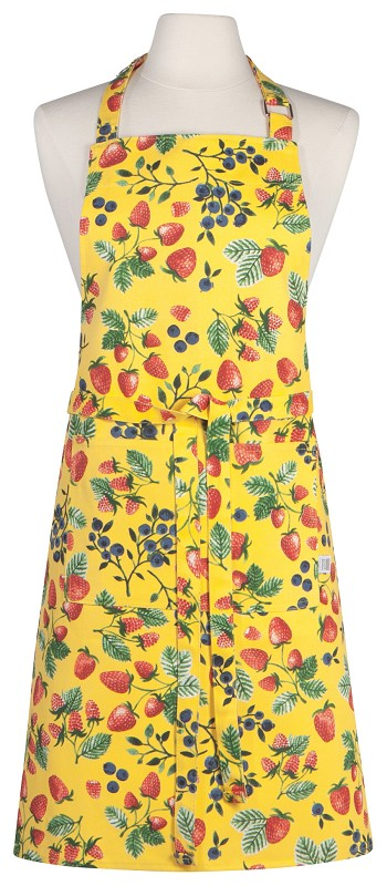 Berry Patch Apron