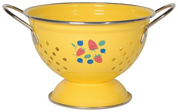 Berry Patch Colander
