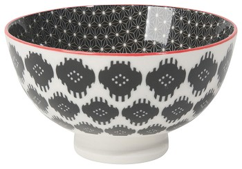 Stamped Bowl - Ikat <br> 10 oz