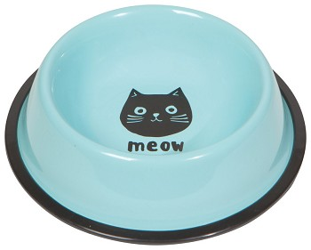 Cats Meow Cat Bowl