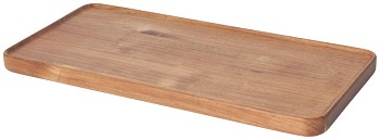 Acacia Wood Large Serving Tray