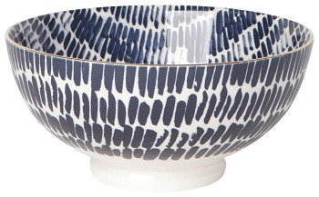 Stamped Bowl Dash <br> 8 inch