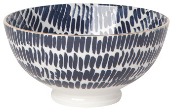 Stamped Bowl Dash <br> 6 inch