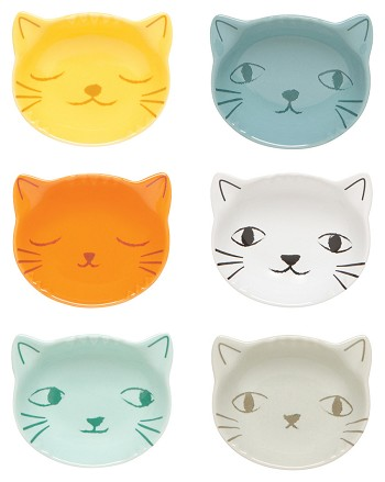 Purrfect Pinch Bowl Set