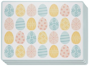 Easter Eggs Placemat