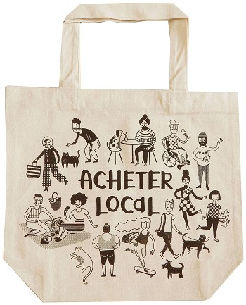 Acheter Local Tote Bag